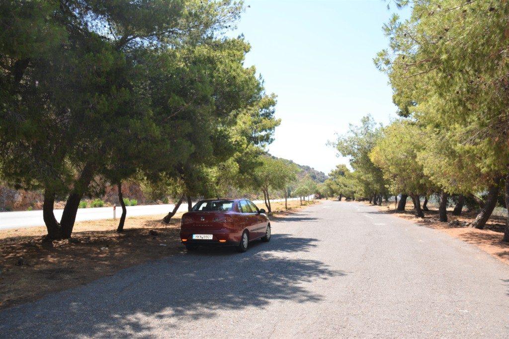 Billeje på Kreta