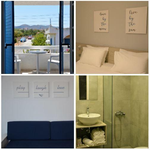 Lejlighedshotel på Kreta