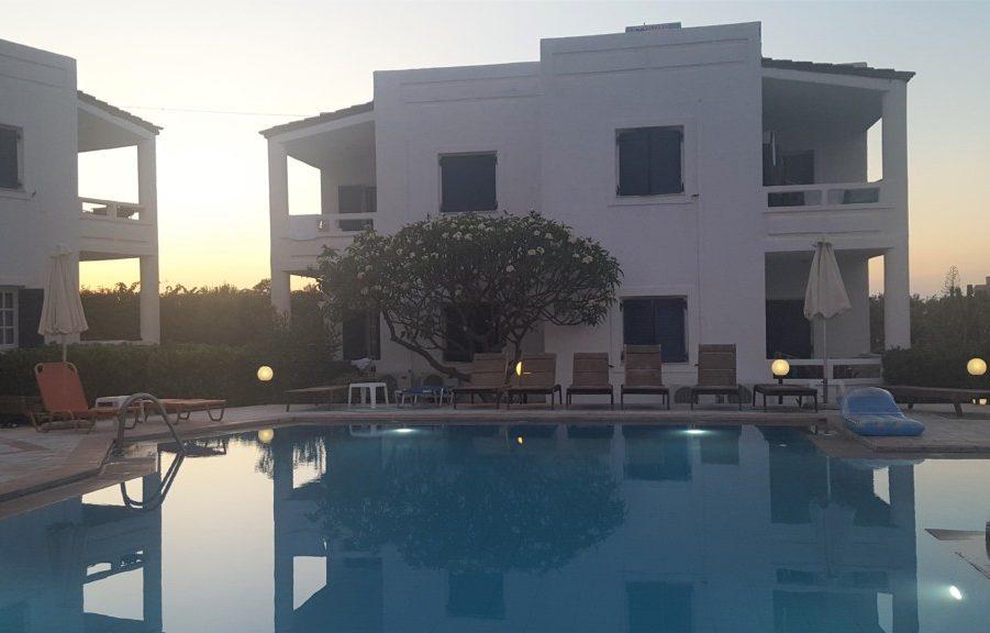 Aelia Apartments - Nyrenoverede lejligheder på Kreta