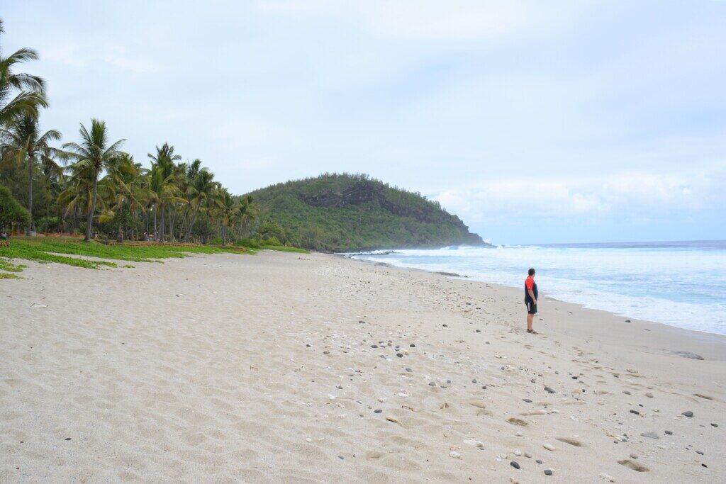 Strande på Reunion