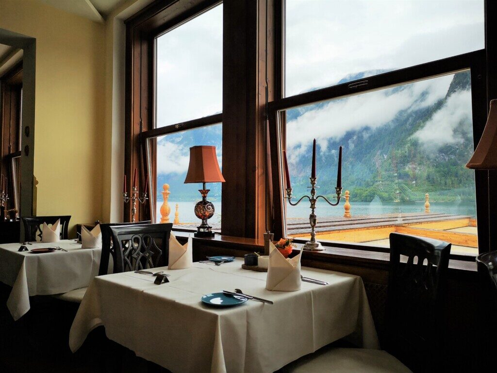 Restauranter i Hallstatt