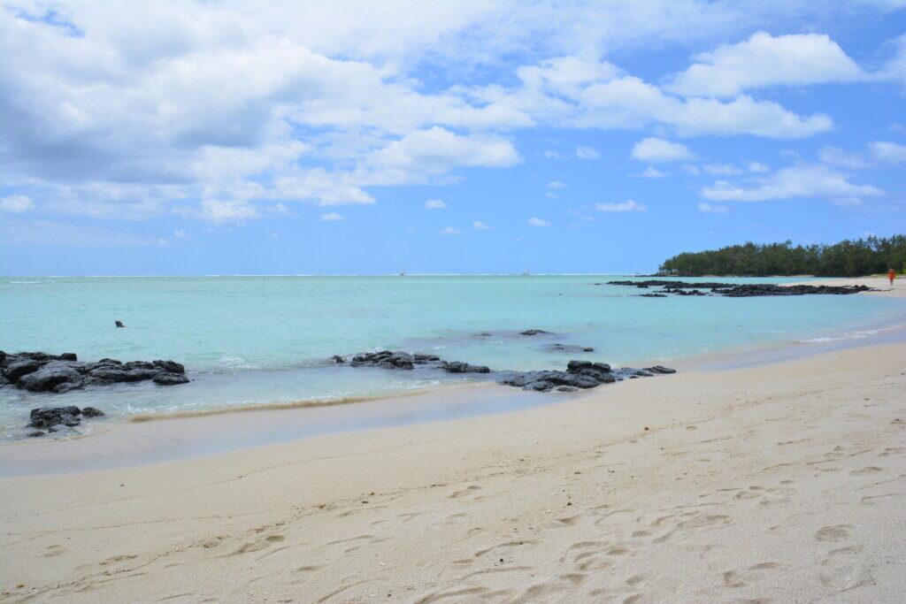3 børnevenlige strande på Mauritius