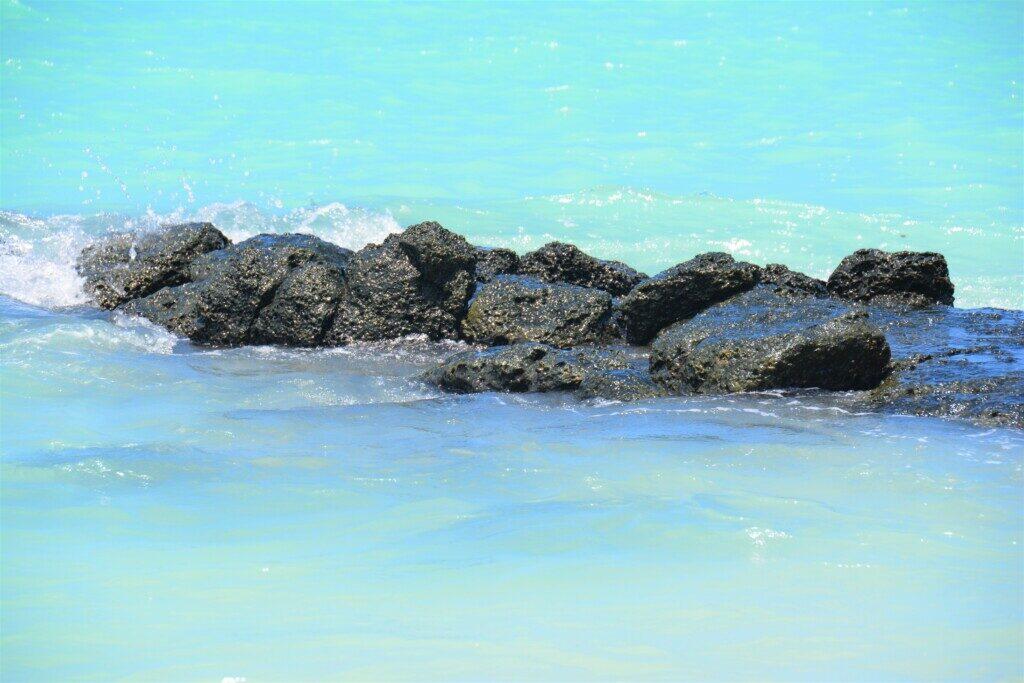 strande på Mauritus