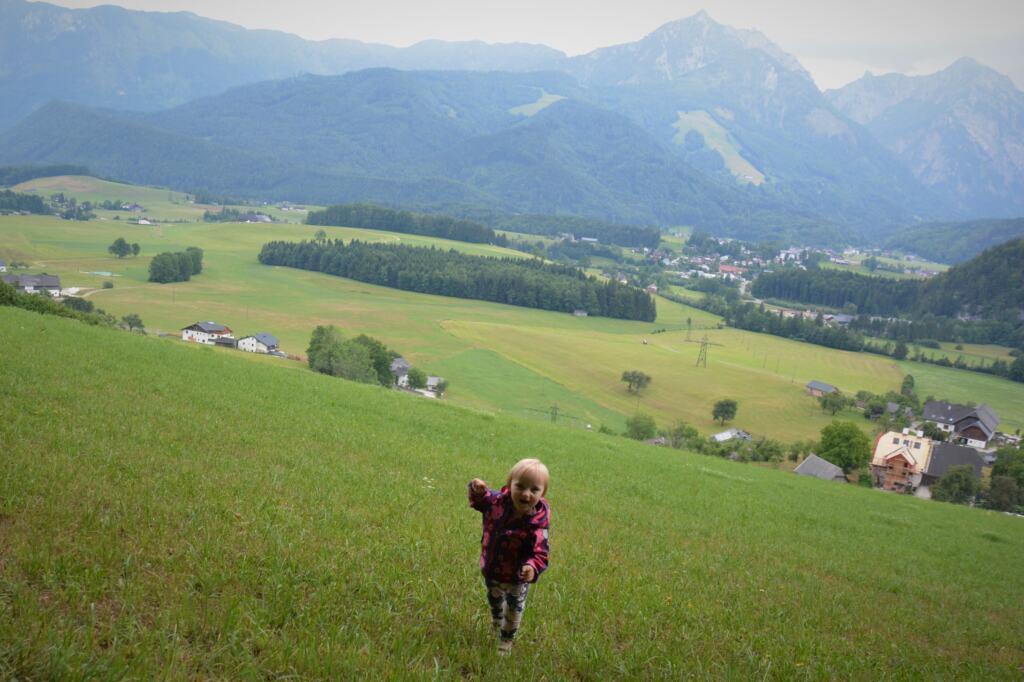 Vandring i Østrig