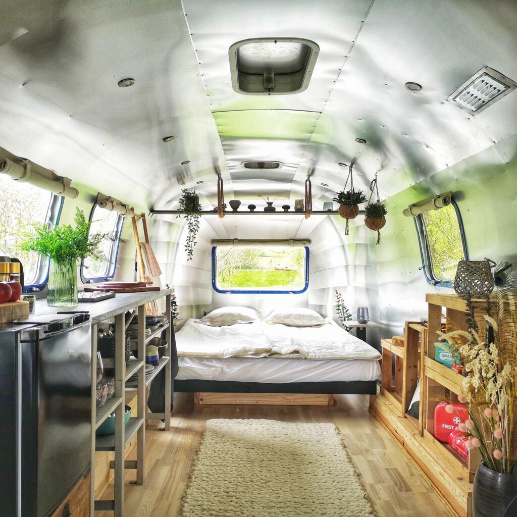 Bo i en Airstream