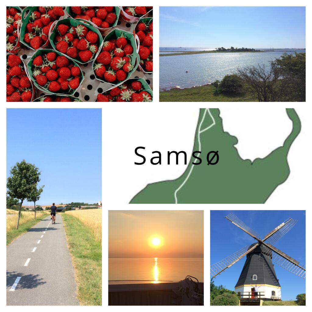 Rejseguide til Samsø