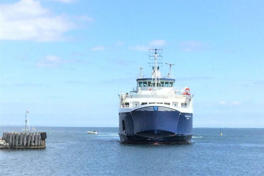 Sådan kommer du til Samsø