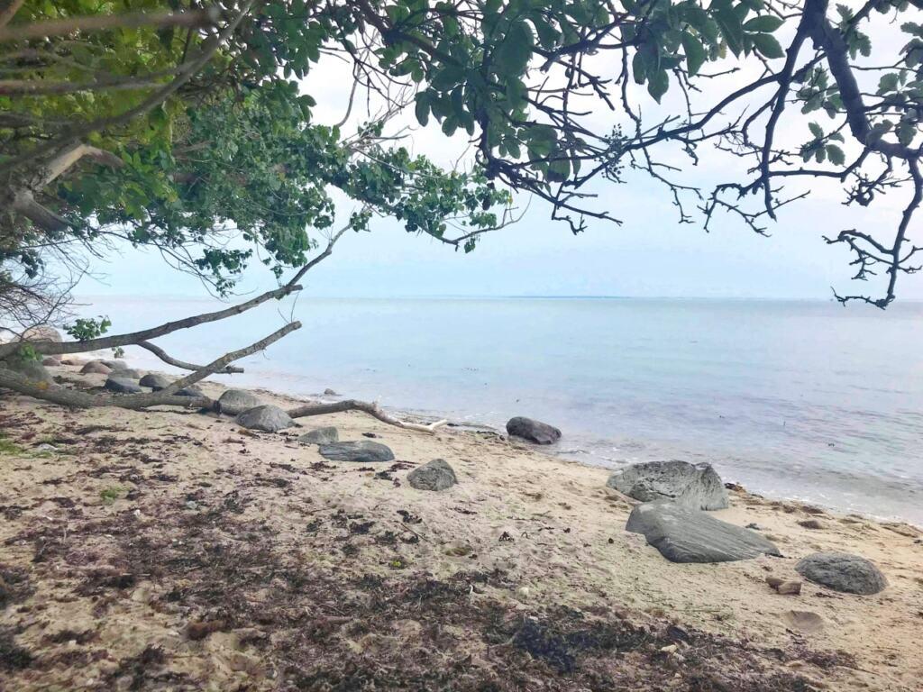 Strande på Endelave