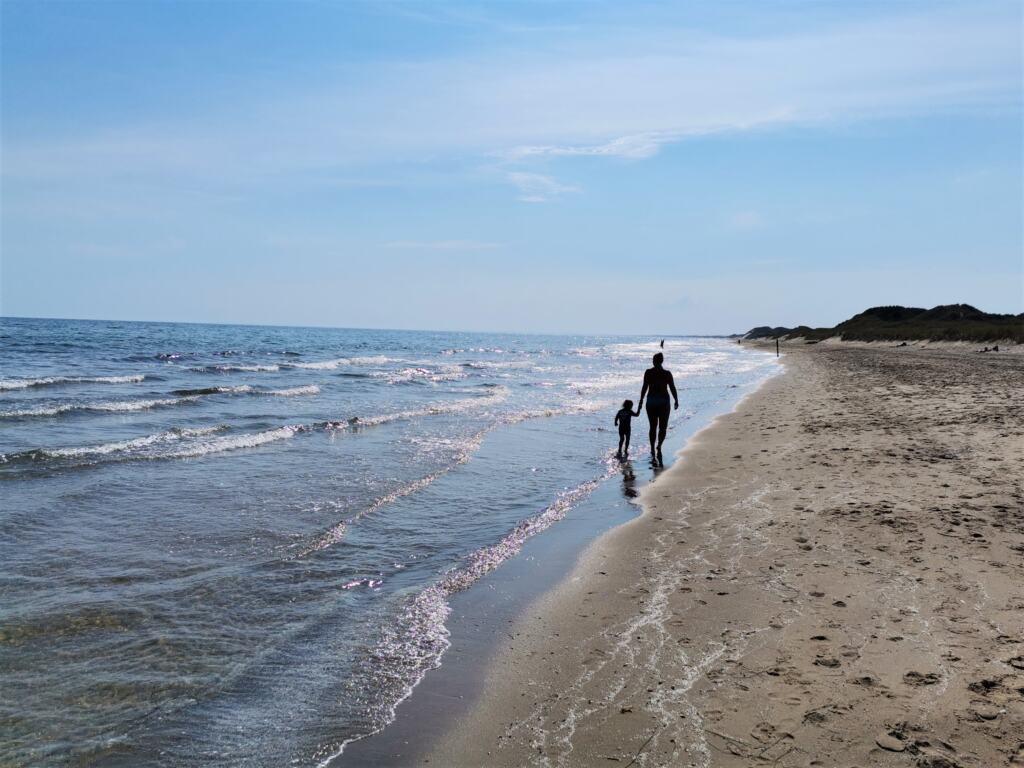 Strande i Skagen